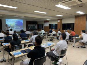 第99回目の協力業者様との勉強会を行いました。松井産業