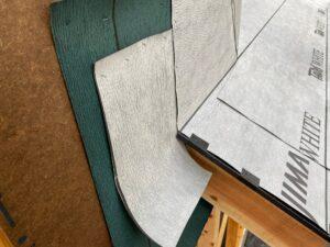 【埼玉県三郷市】S様邸注文住宅新築工事は木工事中です。