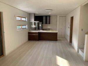 【埼玉県三郷市】H様邸注文住宅新築工事はクリーニングが完了しました。