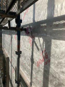 【埼玉県吉川市】T様邸注文住宅新築工事は外壁にタイベックシルバーを施工しました。