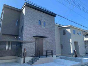 【埼玉県三郷市】S様邸注文住宅新築工事は外構工事が完了しました。