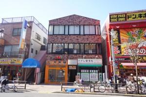 【足立区竹の塚】A様ビル塗装工事 (3)