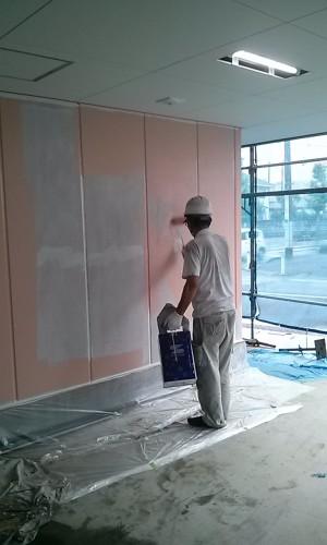 埼玉県吉川市YTハイツ様外壁塗装の様子 (16)