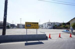 【埼玉県吉川市】T様駐車場造成工事 (1)