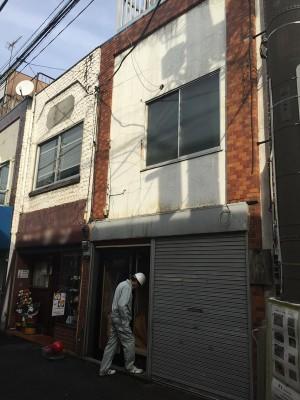 足立区I様店舗改装 (2)