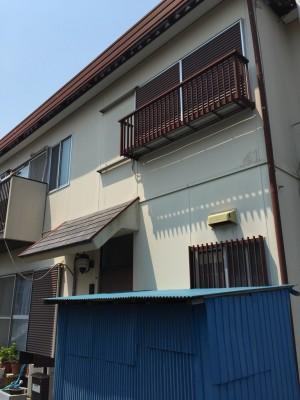 越谷市M様邸外壁塗装工事 (4)