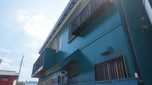 越谷市M様邸外壁塗装工事 (2)