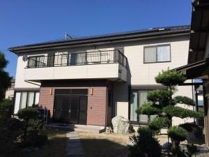 【越谷市】O様邸塗装工事 (1)