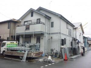 吉川市T様邸内外装工事