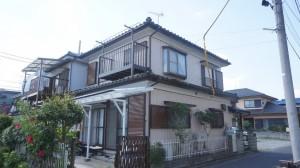 【吉川市】Y様邸外壁塗装工事 (3)