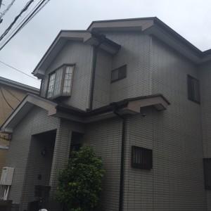 【埼玉県吉川市】K様邸外壁塗装工事 (2)