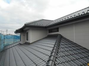 【越谷市】O様邸外壁塗装工事 (2)
