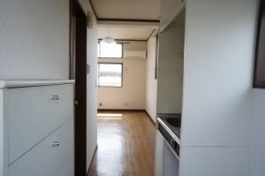 【三郷市】I様賃貸物件改修工事2階西側 (1)