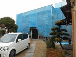 【越谷市】O様邸外壁塗装工事 (3)
