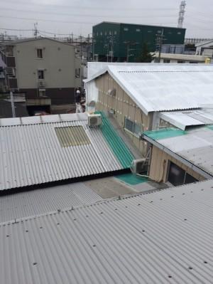 【埼玉県三郷市】A様工場塗装工事 (4)