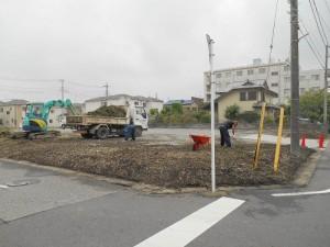 【埼玉県吉川市】T様邸駐車場工事 (5)