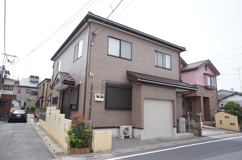 【三郷市】K様邸塗装工事 (1)