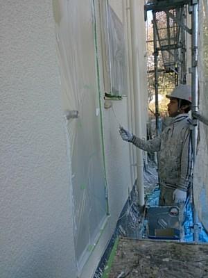 【八潮市】T様邸塗装工事 (3)