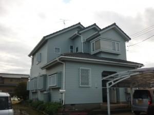 【埼玉県三郷市】N様邸外壁塗装前