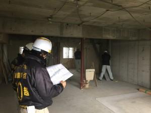 ハイラーク三郷209店舗リノベーション工事 (2)