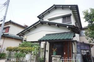 三郷市I様邸外壁塗装工事 (2)