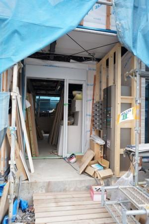 【東京都足立区】H様賃貸マンション新築工事