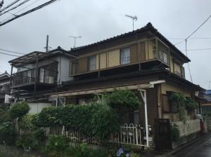 【吉川市】Y様邸外壁塗装工事 (2)