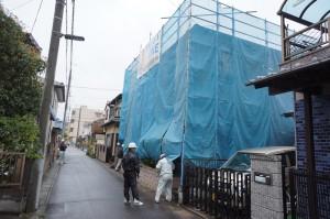 【埼玉県草加市】K様外壁塗装工事