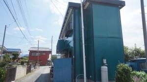越谷市M様邸外壁塗装工事 (1)