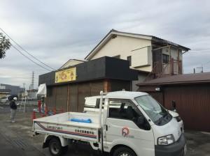【埼玉県三郷市】A様店舗シャッター交換工事