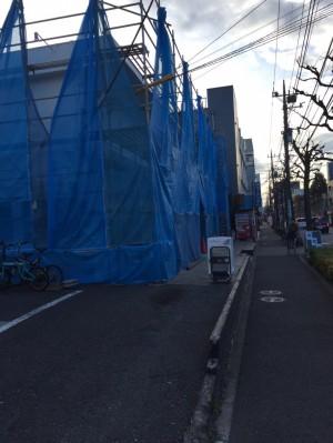 【足立区】S様店舗強風対策 (3)