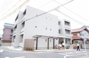 【デザイン賃貸マンション】フィール竹の塚お引渡し (6)