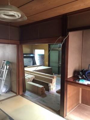 【埼玉県三郷市】N様邸内部リノベーション改修工事