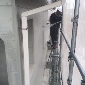 【三郷市】N様邸外壁塗装工事 (3)