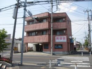【吉川市】H様賃貸ビル塗装工事1