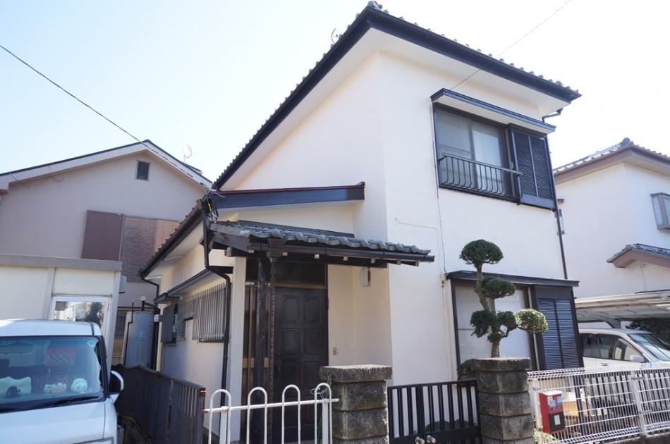 三郷市T様邸塗装工事 (2)