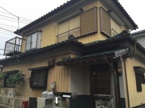 【吉川市】Y様邸外壁塗装工事 (1)