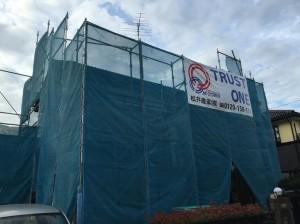 【北葛飾郡松伏町】T様邸塗装工事