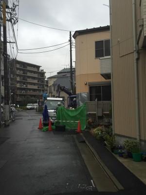 【東京都葛飾区】S様邸セットバック工事 (5)