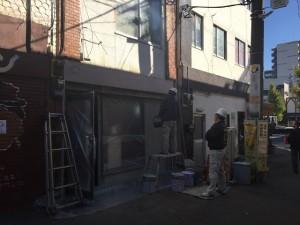 【東京都足立区】I様店舗改修工事 (9)