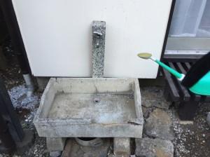 散水栓の交換 (1)