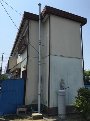 越谷市M様邸外壁塗装工事 (3)