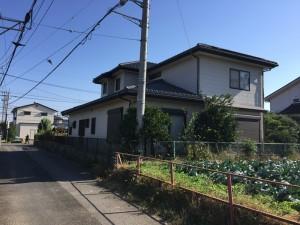 【越谷市】O様邸塗装工事 (4)