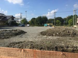 【吉川市T様】駐車場造成ブロック工事 (3)