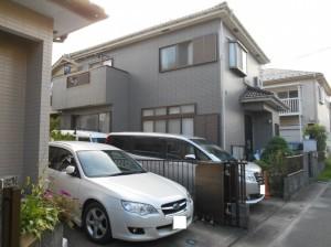 【埼玉県吉川市】K様邸外壁塗装塗装前