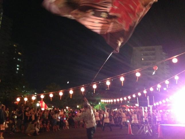 三郷市さつき平のお祭り「さつき祭り」に参加しました。