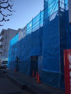 【東京都足立区】A様店舗塗装工事 (4)