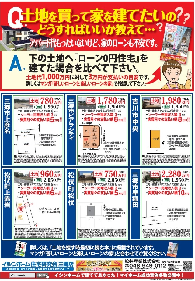 埼玉県吉川市働くお母さんに贈る家完成見学会2