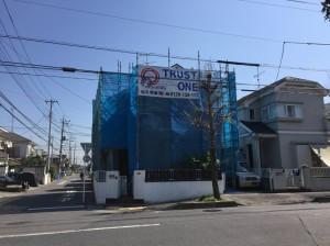埼玉県吉川市T様邸外壁塗装工事