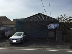 【埼玉県三郷市】O様邸塗装工事1